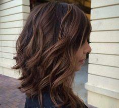 Chocolate and Dark Brown Hair
