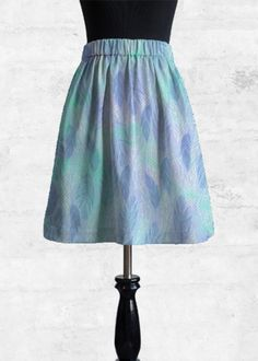 Cupro Skirt - Storm by VIDA VIDA High Quality Online Cheap Sale Authentic Clearance For Cheap Collections Cheap Price j8rk7CDf