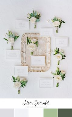 12 Stunning Color Palettes for a Spring Wedding - Chic Vintage Brides : Chic Vintage Brides Wedding Color Pallet, Wedding Color Schemes, Spring Color Palette, Color Palettes, Chic Vintage Brides, Vintage Weddings, Wedding Vintage, Lace Weddings, Chic Wedding