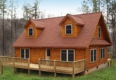 Log Cabin - Cullowhee Series