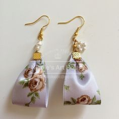 my handmade earrings #homemadeearrings #seaglassearringsideas #JewelryIdeas