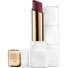 Guerlain imagines KissKiss Roselip, its first hydrating and plumping colored lip balm infused with essential oil of rose.  Lips as soft and smooth as petals of rose, deserve the most delicate attention and the most luminous colors.  Subtly colored, the lips are adorned with a soft and natural glow.   Kiss Kiss Roselip offers 6 shades for naturally irresistible lips, inspired by the delicate hues of freshly hatched roses. Most vibrant colors for every woman and every mood: from  charming ...