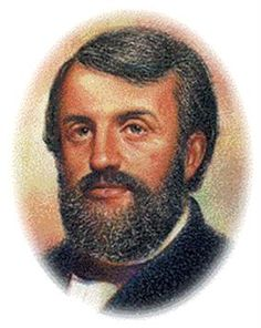 D.L. Moody Founder of Moody Bible Institute