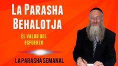 La Parasha Bealotja - El valor del esfuerzo