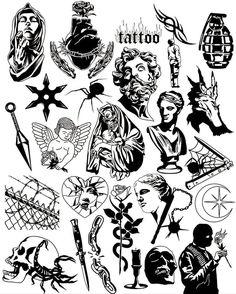 Kritzelei Tattoo, Grunge Tattoo, Doodle Tattoo, Hipster Tattoo, Flash Art Tattoos, Body Art Tattoos, Hand Tattoos, Sleeve Tattoos, Arabic Tattoos
