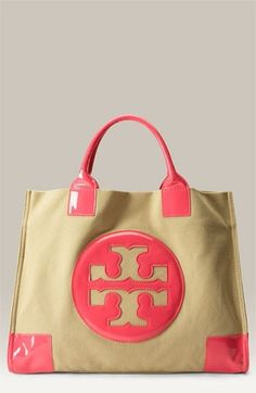 Tory Burch Tote... Summer