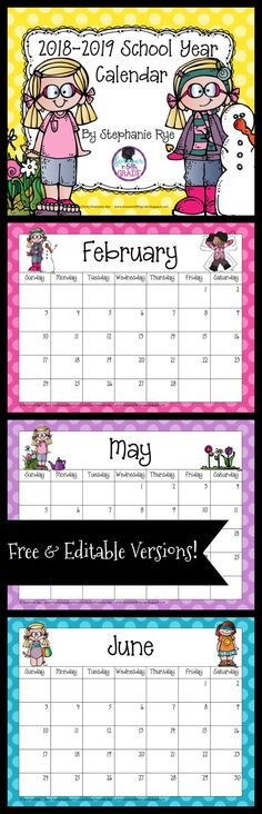 9 best editable monthly lesson plans images day care preschool