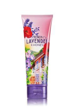 French Lavender & Honey Triple Moisture Body Cream - Signature Collection - Bath & Body Works
