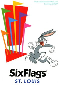 My favorite amusement park- Six Flags St. Louis