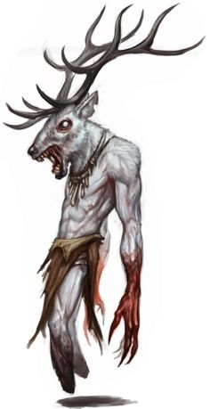 Wendigo | PathfinderWiki | Fandom powered by Wikia