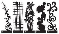Prima - Stencils Mask Set - Sublime Screens - Mix 5 at Scrapbook.com $7.99