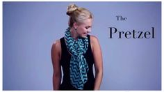 Cato Fashions Scarf Video How to tie your scarves for Fall