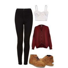 """""""Casual Fall Outfit"""" by indescribable12-e on Polyvore"""