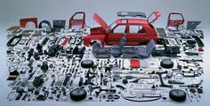 MM | Drive Smart   Some facts you should know about cars - The average car has 30,000* different parts   Photo courtesy : Internet