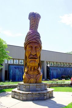 Museum of the Cherokee Indian in the Smoky Mountains (Cherokee, NC)