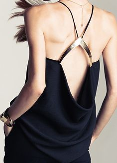 SPRING 2015 READY-TO-WEAR Halston Heritage details