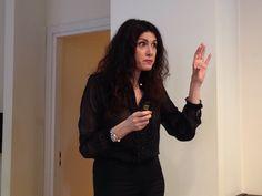 La nostra formatrice Tiziana Mastrogiorgio.....the best!!!!
