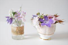 Foraged flowers