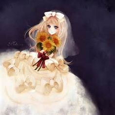 Sunflower Wedding Dress - Bing Images