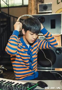 """iKON Yunhyeong @ GENIE'S SPECIAL """"MY TYPE"""" PHOTOSHOOT"""