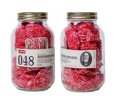 Iori Designer: Levi's y su nuevo packaging