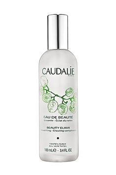 Caudalie is one of our must-have French beauty brands. This beauty elixir face mist is a beauty junkie cult favorite and we totally get why...