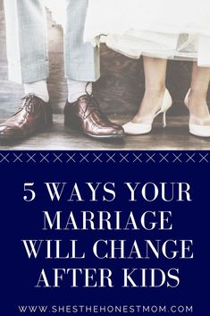 5 Ways Your Marriage Changes After Having Kids Strong Marriage, Marriage Relationship, Good Marriage, Happy Marriage, Relationships Love, Marriage Advice, Healthy Relationship Tips, Husband Love, Mom Humor
