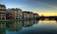 Bayonne Aquitaine France Basque country, Aquitaine FRANCE