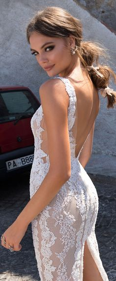 MUSE by Berta Sicily Wedding Dress Collection| #BERTA #WeddingDress #BridalGown #Bride