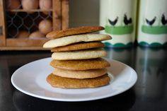 Nooit geweten dat zelf eierkoeken bakken zo eenvoudig (en lekker!) kan zijn. Tot ik het recept van Rudolph van Veen bij 24kitchen.nl  tegenk...