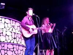 """Emmet Cahill and Chloe Agnew """"Landslide"""" on the Celtic Thunder Cruise II"""