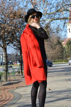 Red (Second Choices by Edina) Second Choice, Choices, Raincoat, Red, Jackets, Fashion, Rain Jacket, Down Jackets, Moda