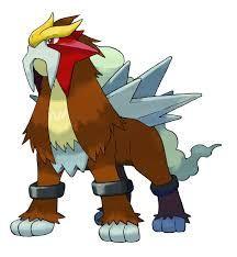 Resultado De Imagen Para Imagenes De Pokemones Legendarios Pokemon Entei Pokemon Pokemon Drawings