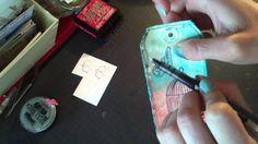Tutoriel scrap: créer un tag# testé et approuvé : simple et superbe !