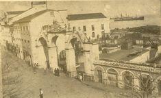 Portas da cidade Ponta Delgada Década 1890