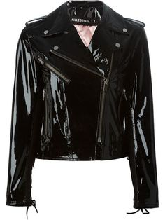 Shop Filles A Papa 'Jagger' biker jacket in Eraldo from the world's best independent boutiques at farfetch.com. Shop 300 boutiques at one address.