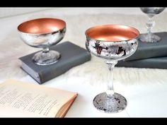 Foncsorozott üvegek // Silvered glasses - YouTube