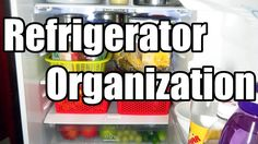 Top 10 Tips on Refrigerator Organization Easy Indian Recipes, Refrigerator Organization, Organizing, Cleaning, Simple, Tips, Organizing Refrigerator, Fridge Organization, Home Cleaning
