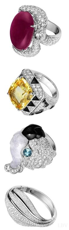 Cartier Rings | LBV ♥✤ LOVE it #Wedding #fashion #cartierrings square radiant…