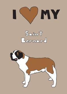 Saint Bernard,