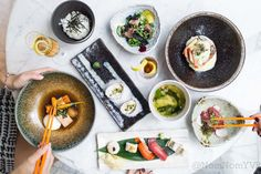 Fairmont Pacific Rim – The Lobby Lounge/RawBar 1038 Canada Pl, Vancouver, BC,V6C 0B9 Phone:(604) 695-5300 Fairmont Pacific Rim is located in Coal Harbour of downtown Vancouver. This sleek…