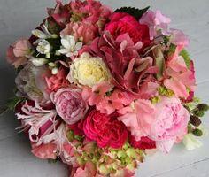 Delicious English Garden Blooms