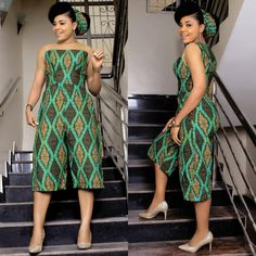 If you are looking for the latest trendy Ankara styles of you have arrived at the right place. African Dresses For Women, African Print Dresses, African Attire, African Wear, African Women, African Dress Styles, African Print Clothing, African Prints, African Style