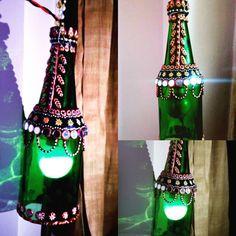 Hanging night lamp  #uniqueartifact #artismylife #homedecor #interiordecor #classic #handmade #creativepiece #artist #instaart #handpainted… Night Lamps, Creative Crafts, Lava Lamp, Light Up, Interior Decorating, Table Lamp, Craft Ideas, Spaces, Unique