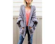 Crochet Kit - The Dwell Sweater
