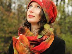 Мастер-класс по валянию стильной шапочки. Часть 1 | Ярмарка Мастеров - ручная работа, handmade
