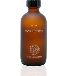 Nutrient Toner, CLEAR | True Botanicals $16 travel