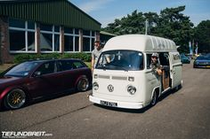 The Auto Finesse VW bay window bus in Germany at DMPD