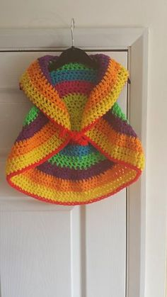 Bella's Circle Waistcoat ~ free pattern ᛡ