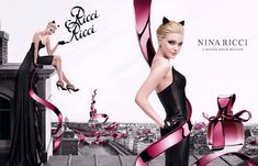 De Nina Ricci Perfume .